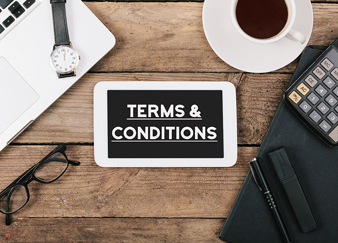 Terms-and-condition