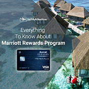 Marriott Rewards Program.